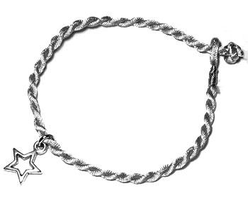 Billigt armband på nätet. Längd 16-17 cm.