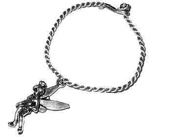 Vackert armband online. Längd 16-17 cm.