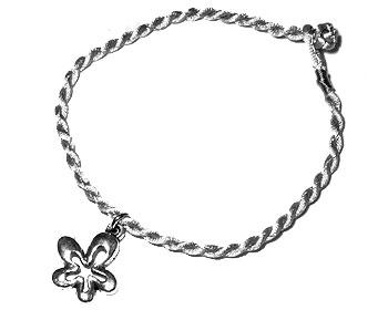 Armband online. Längd 16-17 cm.