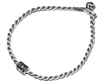 Billigt armband online. Längd 16-17 cm.