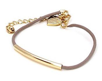 Brunt armband från Dazzling.