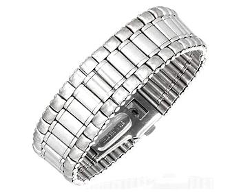 Armband unisex gjort i kirurgiskt stål.
