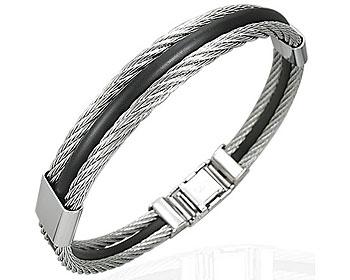 Armband i stål online.