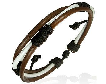 Läderarmband online.