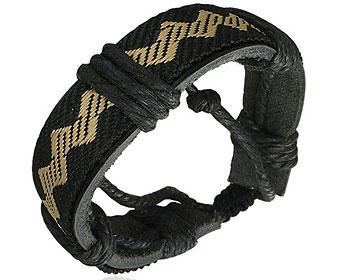 Armband i läder online.