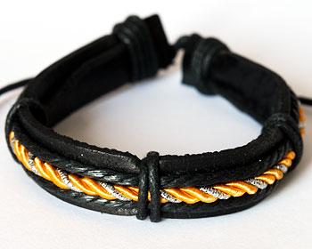 Armband i läder