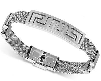 Armband i stål.