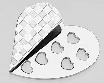 Hjärta i stål.
