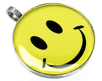 Smiley på nätet