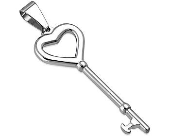 Nyckelhänge. 18x47 mm.
