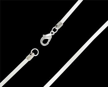 Band till hänge. Längd cirka 49 cm.