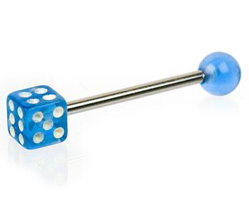 Stav till piercing. Tjocklek 1.6 mm, längd cirka 20 m.