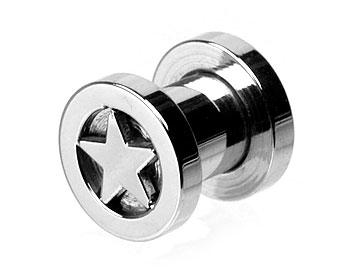 6 mm piercing.