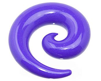 Piercing spiral.